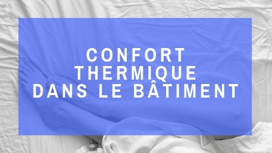 Ecozimut - Fiche technique - Confort thermique dans les bâtiments
