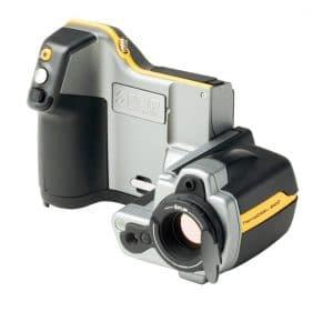camera-infrarouge-thermacam-b-200 ecran