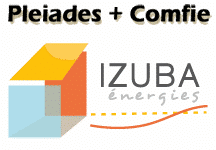 Izuba Pleiades + Comfie