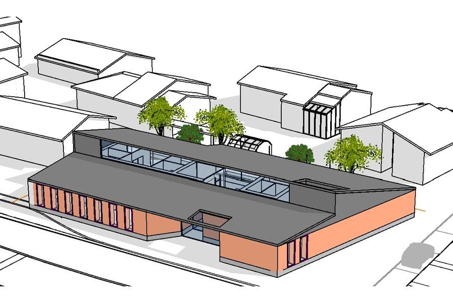 Maison de santé pluriprofessionnelle à PRAT-BONREPAUX (09)
