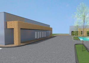 RT2012 Construction d'un SPAR à GÉNISSAC (31)