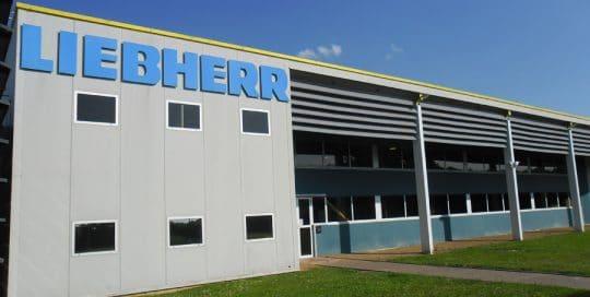 Audit énergétique - Conseil LIEBHERR Aerospace à CAMPSAS (31)