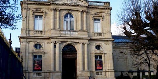 Optimisation énergétique du musée des beaux arts à BORDEAUX (33)