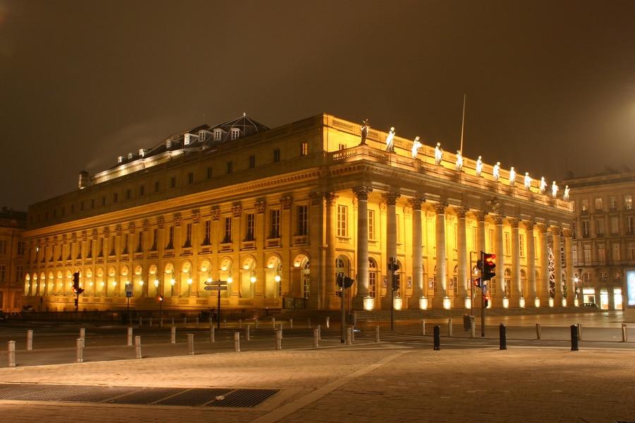 Optimisation énergétique Opéra National à BORDEAUX (33)