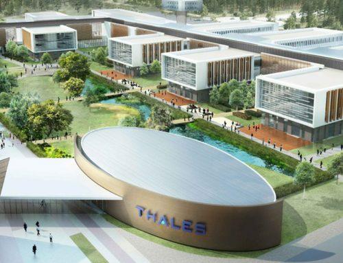 Bureaux et usine Thalès – Etudes & MOE CVC TER