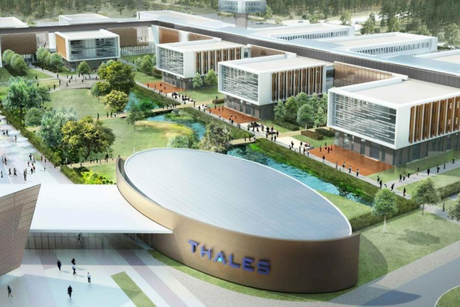 Etudes & MOE CVC TER Thalès / GA Entreprise à MERIGNAC (33)