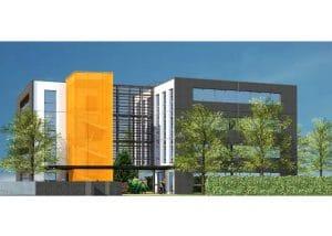 MOE CVC - ELEC - RT 2012 Construction d'un bâtiment de bureaux