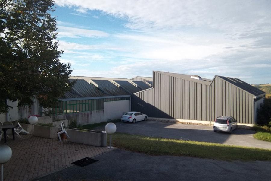 Audit énergétique Bâtiment Teleflex à LE FAGET (31)