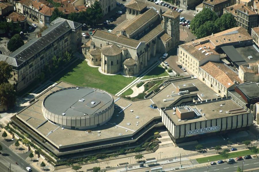 Optimisation énergétique du Conservatoire à BORDEAUX (33)