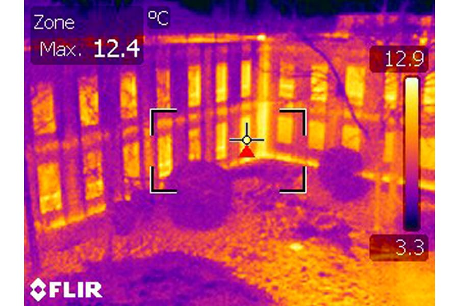 Thermographie infrarouge Continental Automotive à Toulouse, Boussens, Foix (31,09)