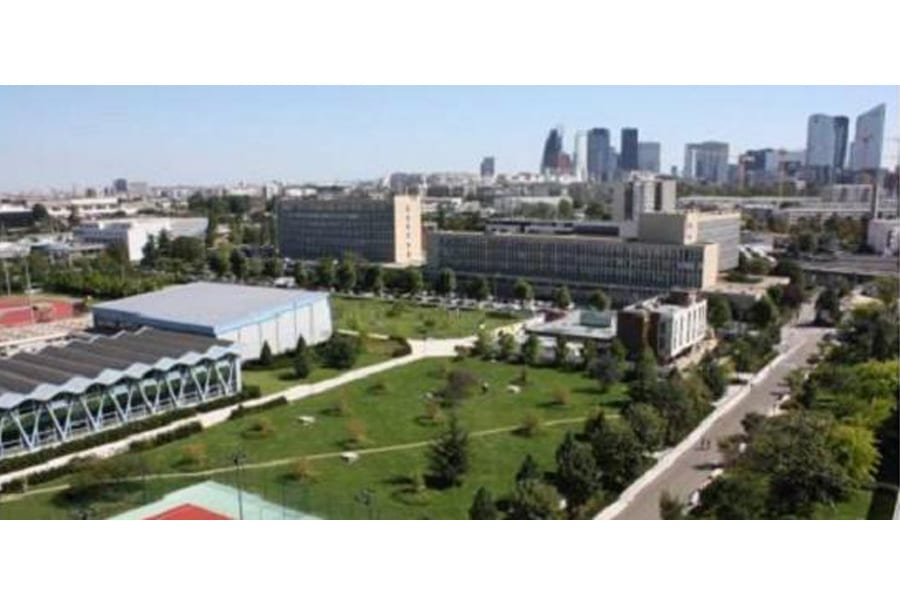 Etude PHPP Construction d'un bâtiment sur le campus universitaire