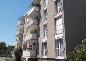 Audit énergétique 750 logements collectifs Amouroux II à Toulouse (31)