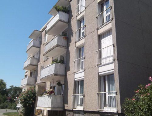 750 logements collectifs Amouroux II – Audit énergétique