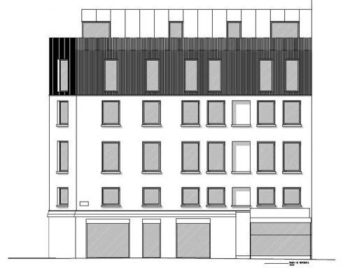 Rénovation et extension d'un immeuble – Etudes Réglementaires RT2012 et RTexistant