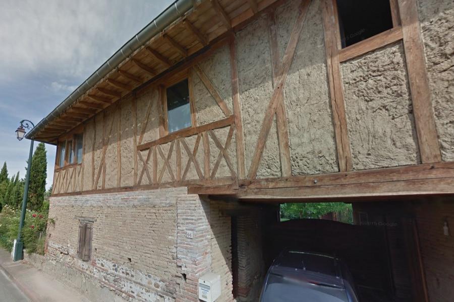 Conseil et calcul de déperditions pour la rénovation d'une maison en terre crue à BONDIGOUX (731)