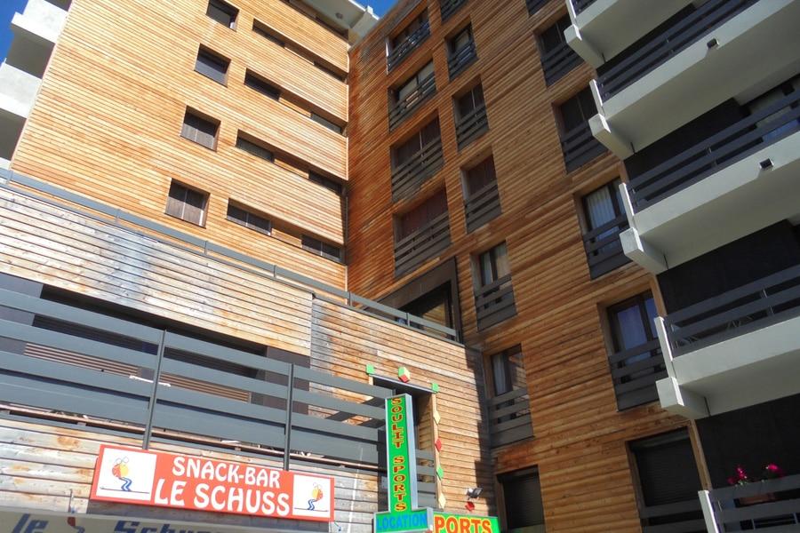 Audit énergétique Logement collectif à saint-lary soulan (65)