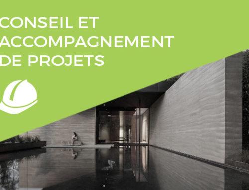 Conseil et accompagnement de projets  pour MOA/MOE