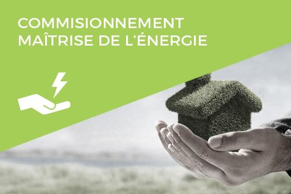 SCOP ECOZIMUT - Commissionnement maitrise de l'énergie