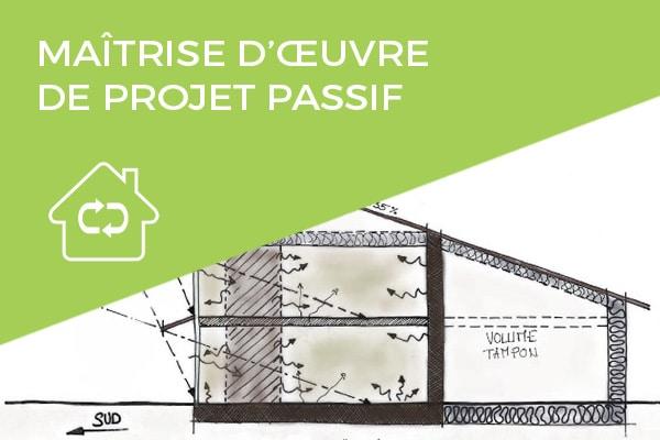 SCOP ECOZIMUT - Maîtrise d'œuvre MOE bâtiment passif