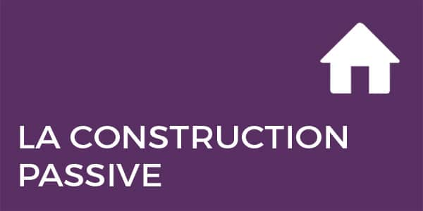 La construction passive