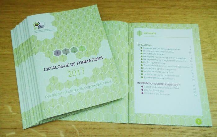 Catalogue de Formations 2017