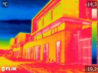 Thermographie aérienne sur le projet Thalès - SCOP Ecozimut