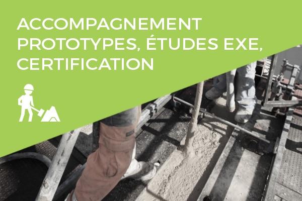 SCOP ECOZIMUT - R&D - Propotypes, études exe, certification