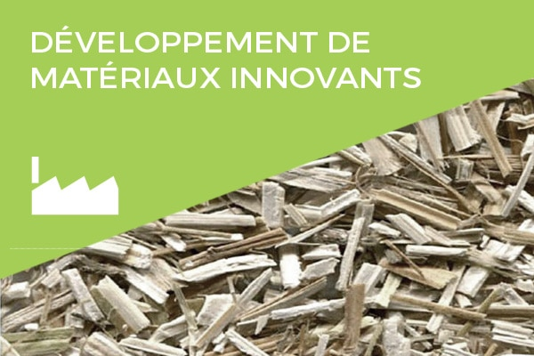 SCOP ECOZIMUT - R&D - Développement de matériaux innovants