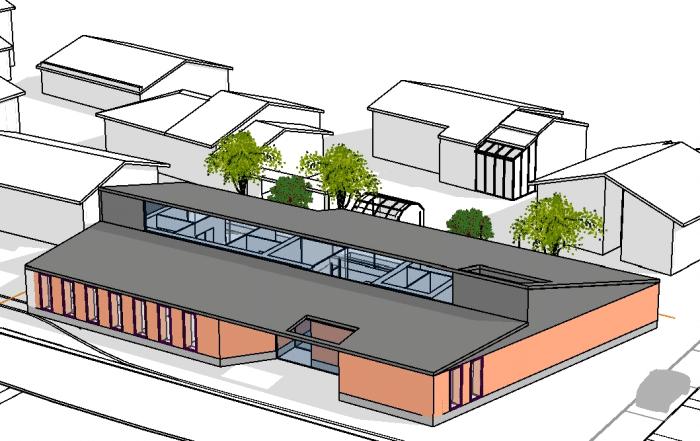 Maison de santé pluridisciplinaire de Prat Bonrepaux - SCOP Ecozimut