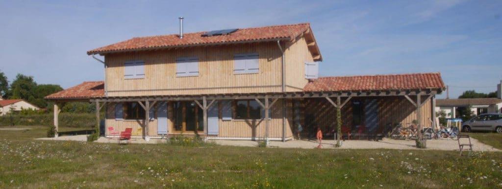 Maison M Bouc et Mme Han