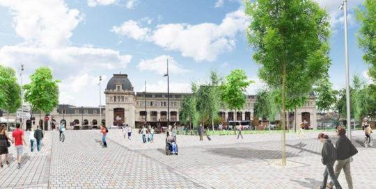 AMO stratégie aménagement et conception durable - SNCF - Sites de Matabiau et St-Jory