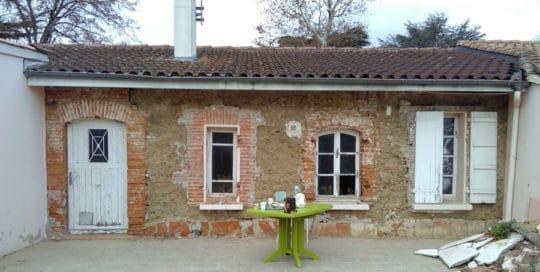 Rénovation et surélévation de maison à TOULOUSE (31)