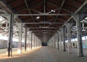 Réhabilitation Halles de la Cartoucherie à TOULOUSE (31)