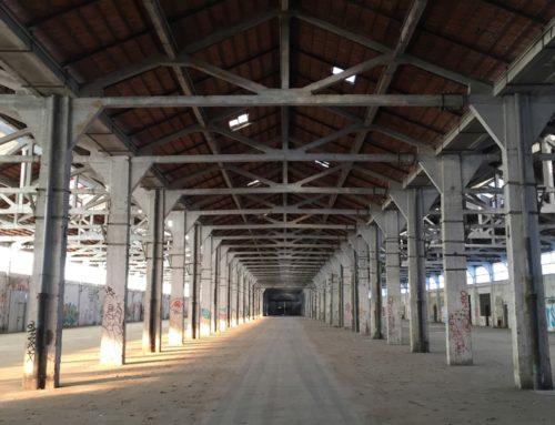 Réhabilitation Halles de la Cartoucherie à TOULOUSE