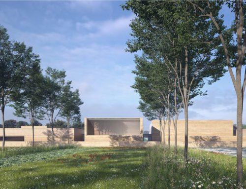 CONCOURS BE Terre : Construction crématorium à Saint-Orens de Gameville