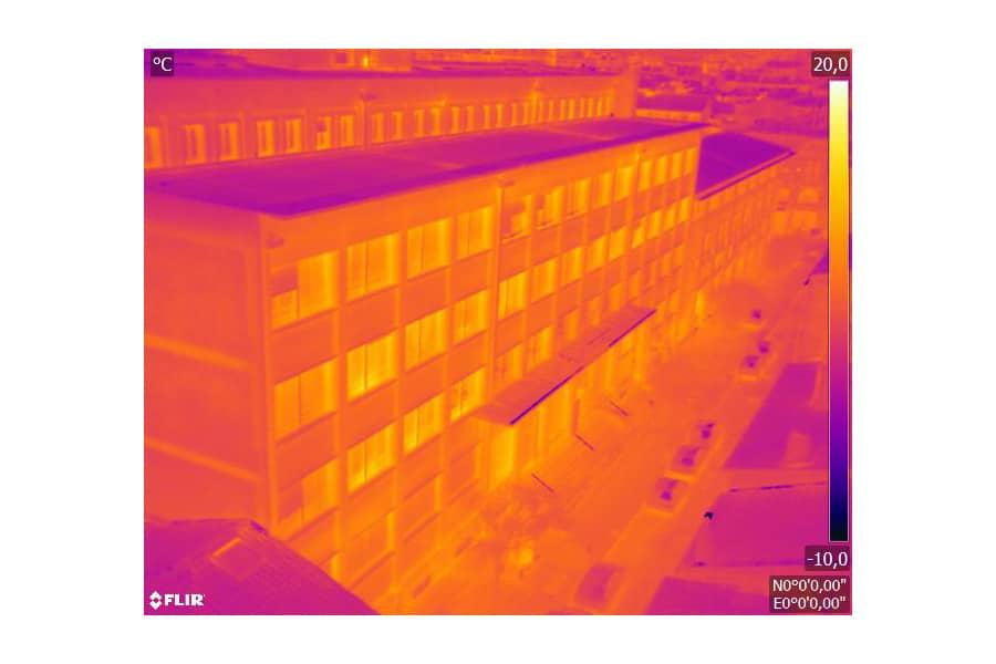 Bâtiments de bureaux La Banque Postale à TOULOUSE (31)