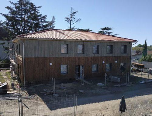 Construction d'un centre de sante naturelle à Muret : Espace Indigo