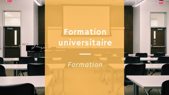 Formation universitaire