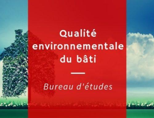 Qualité environnementale du bâti