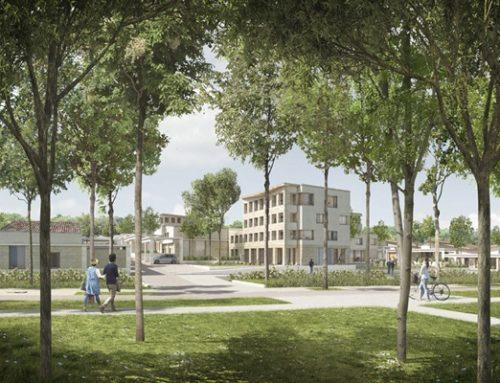 Concours gagné : construction d'un écoquartier 55 logements en terre crue à Cornebarrieu