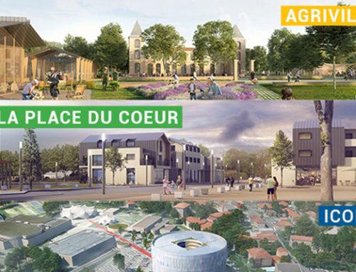 SCOP Ecozimut fait partie de 3 des équipes lauréates de l'appel à projets «Dessine-Moi Toulouse»