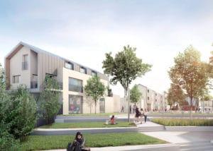 Appel à projet Dessine-moi Toulouse Création du cœur de ville à Saint-Jean
