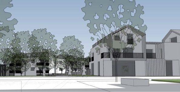 Appel à projet Dessine-moi Toulouse Création du cœur de ville à Saint-Jean (31)