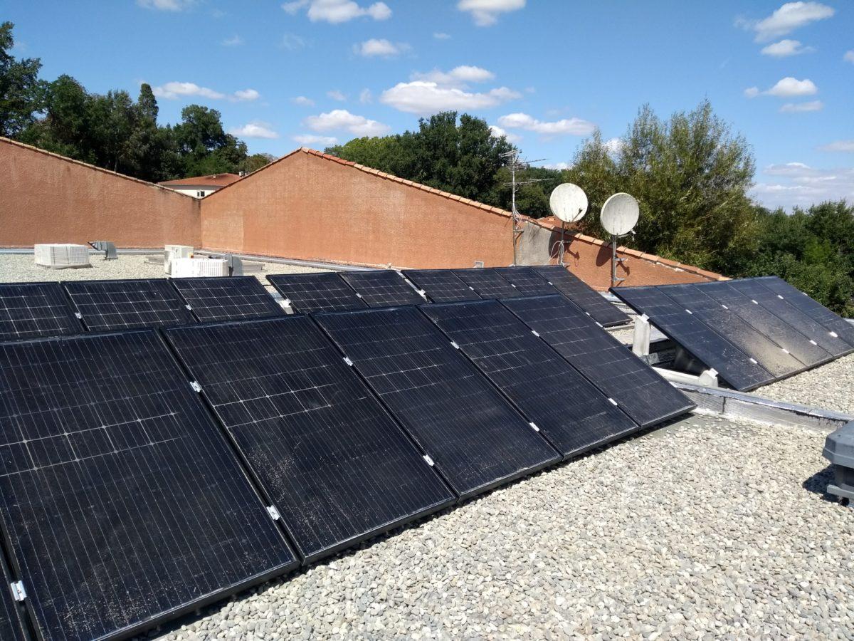 Rénovation énergétique de bâtiments municipaux au LHERM
