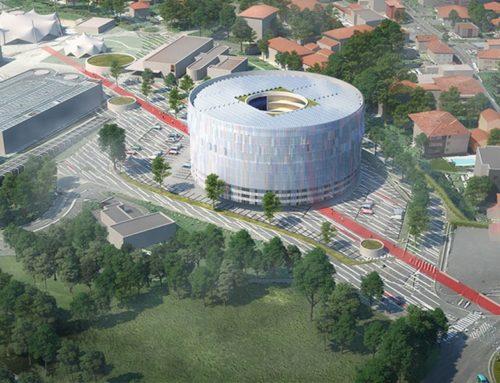 MOE fluides, thermique et environnement pour le centre de esport ICONE à Toulouse