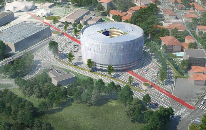 Appel à projet Dessine-moi Toulouse Centre de esport - projet ICONE à Toulouse