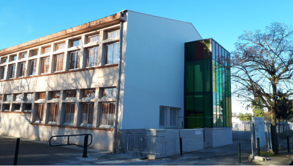 Rénovation de l'école élémentaire F. Bécane à Villeneuve Tolosane