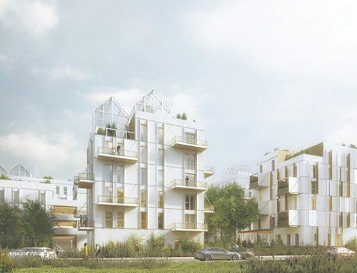 Conception de 122 logements sur l'ilot S24 de la ZAC de Saint-Martin du Touch