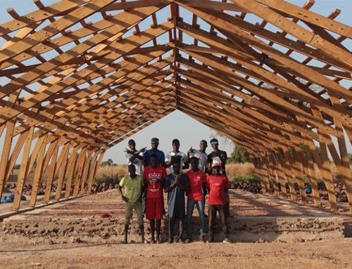 Rencontre avec l'équipe de Sheltering roof project