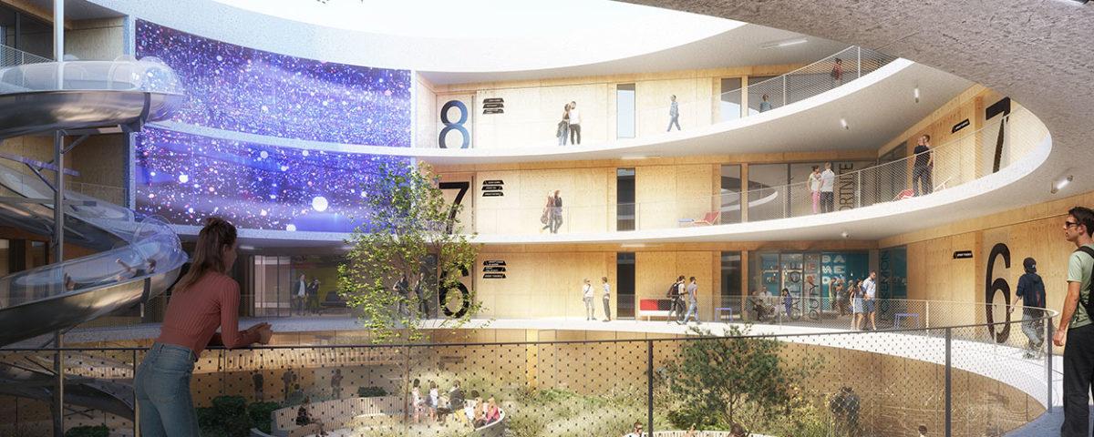 Appel à projet Dessine-moi Toulouse Centre de esport - projet ICONE à Toulouse (31)